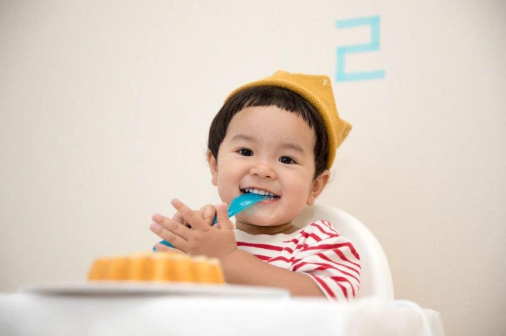 coffret repas pour bébé