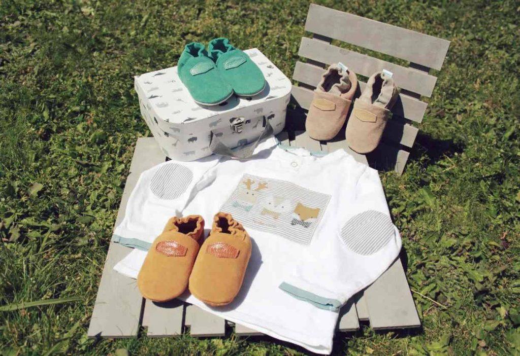 L'importance du choix des chaussures pour faire ses premiers pas