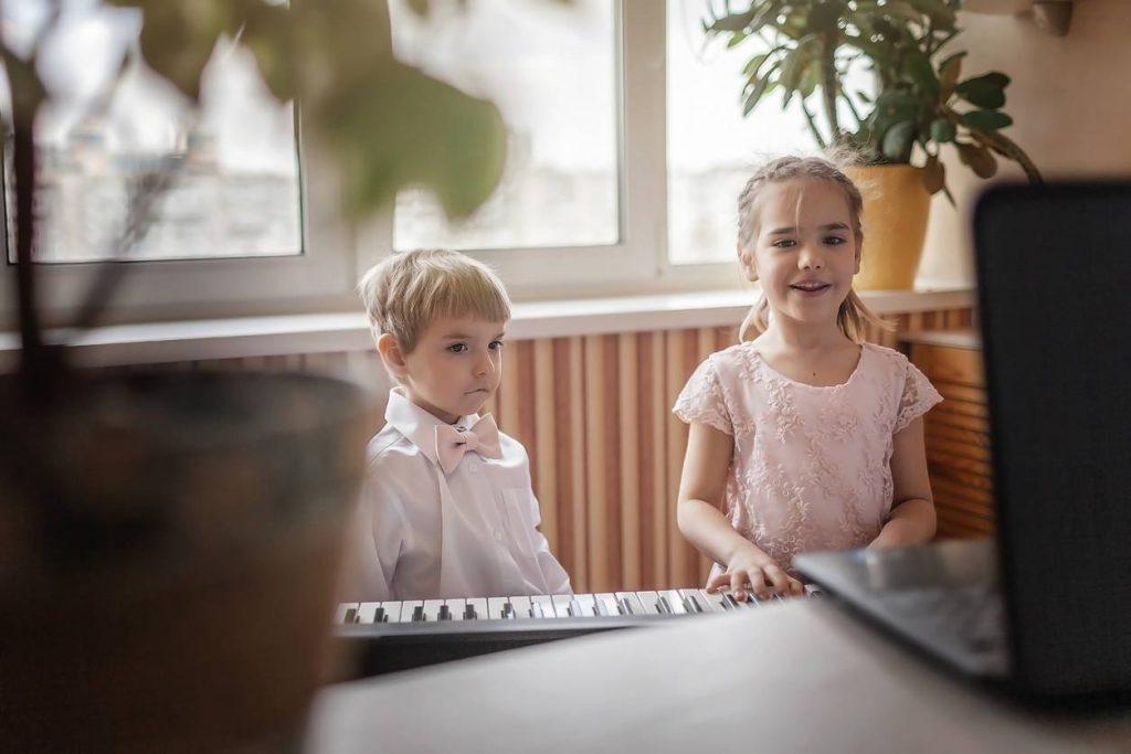 Le piano : de multiples atouts pour l'éveil de son enfant