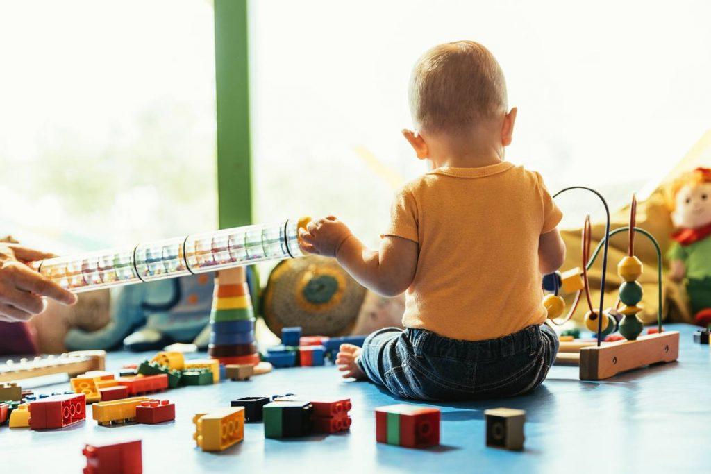 Le choix des jeux pour l'éveil de l'enfant