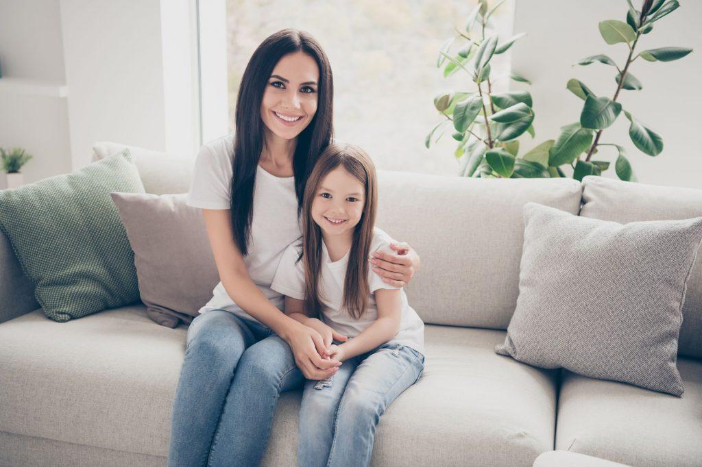 Être une maman et restez féminine