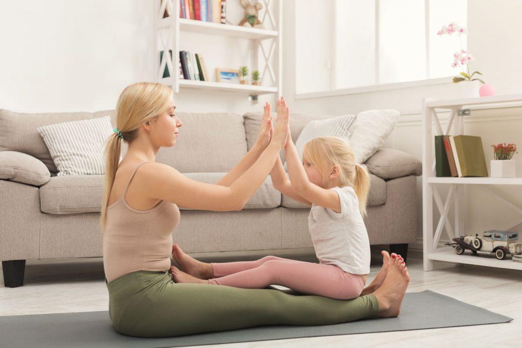 Commencez à prendre soin de vous en tant que mère !