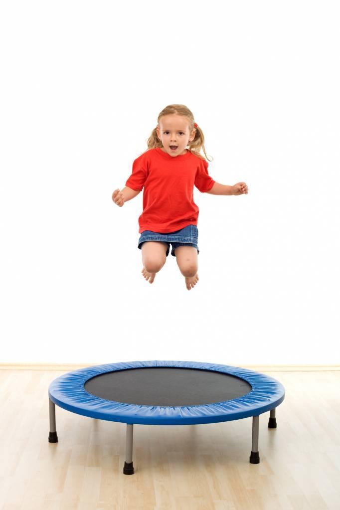 trampoline enfant anniversaire