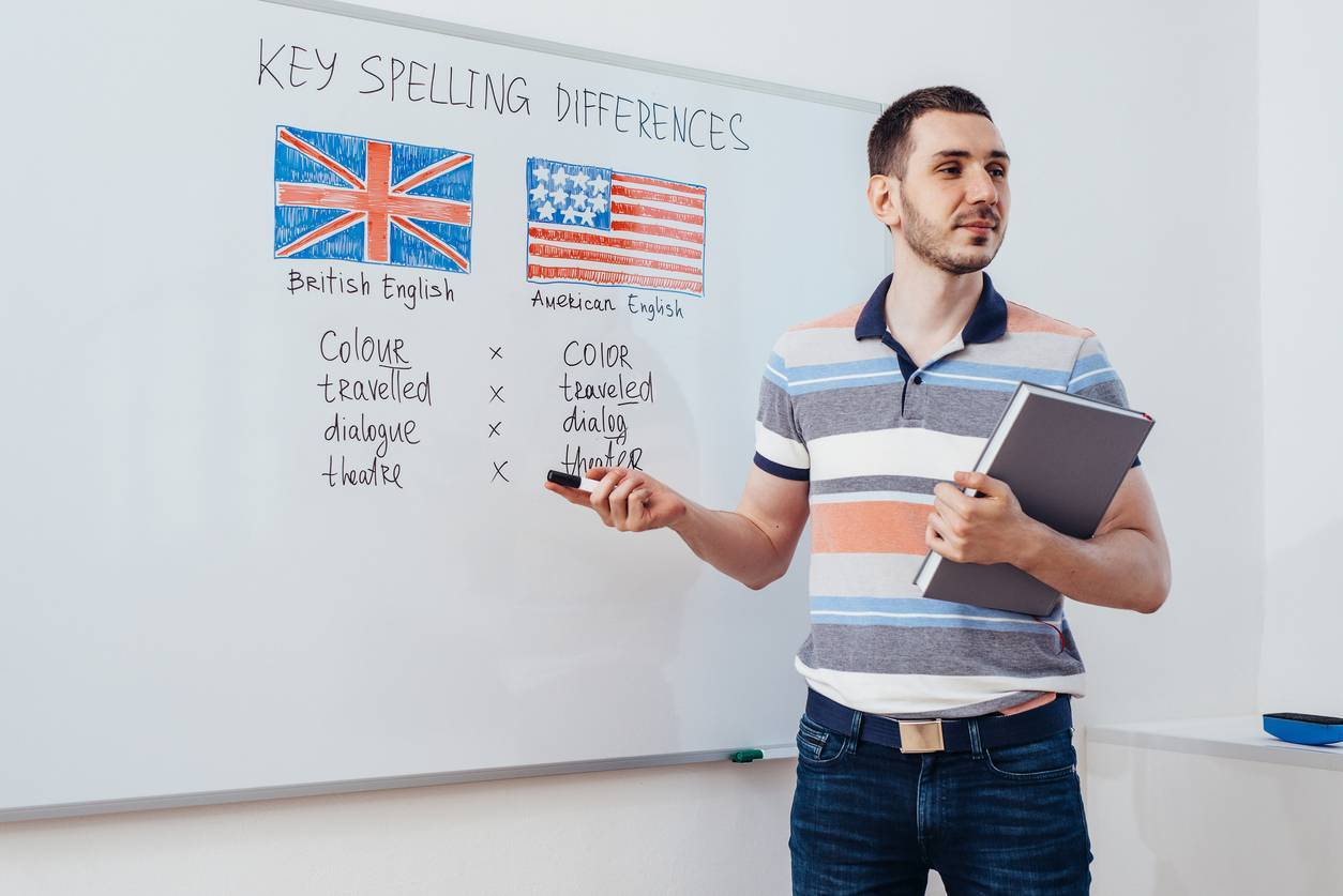 apprentissage anglais