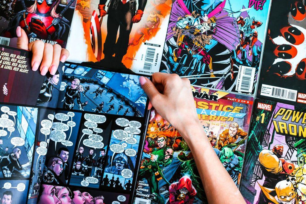 8 idées pour utiliser des bandes dessinées en classe et comment les créer facilement sur iPad et Android